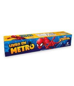 Livro-Infantil---Disney---Marvel---Spider-Man---Livro-em-Metro---Culturama