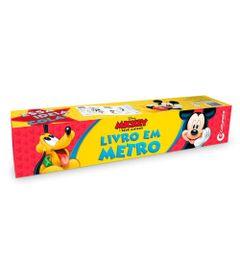 Livro-Infantil---Disney---Mickey-e-Amigos---Livro-em-Metro---Culturama