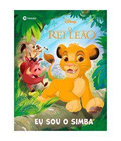Livro-Infantil---Disney---O-Rei-Leao---Eu-Sou-o-Simba---Culturama