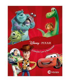 Livro-Infantil---Disney---Pixar---Ler-e-Recordar---Culturama