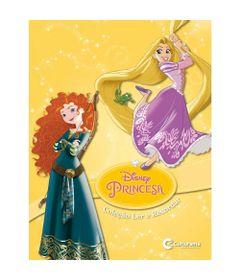 Livro-Infantil---Disney---Princesas---Ler-e-Recordar---Culturama