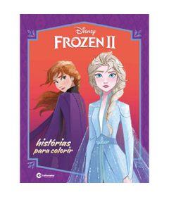 Livro-para-Colorir---Disney---Frozen-2---Historias-para-Colorir---Culturama