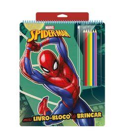 Livro-para-Colorir---Disney---Marvel---Spider-Man---Meu-Livro-Bloco----Culturama