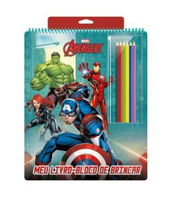 Livro-para-Colorir---Disney---Marvel---Vingadores---Meu-Livro-Bloco----Culturama