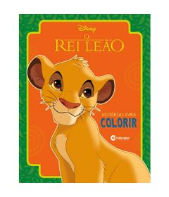 Livro-para-Colorir---Disney---Rei-Leao---Historias-para-Colorir---Culturama