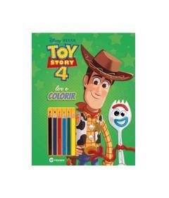 Livro-para-Colorir-e-Ler---Disney---Toy-Story-4-com-Lapis---Culturama