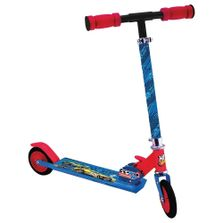 Patinete-Dobravel---Hot-Wheels---Fun-Frente