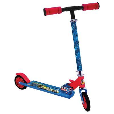 Patinete-Dobravel---Hot-Wheels---Fun-Frente