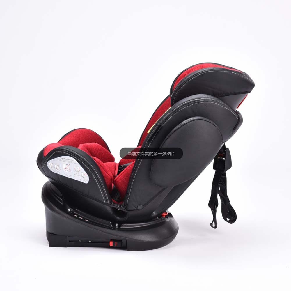 Cadeira Para Auto - De 0 a 36 Kg - Baby Softfix 360 - Vermelho - Multikids