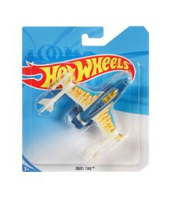 aviao-hot-wheels-duel-tail-mattel_Frente