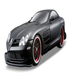 Carrinho---Radio-Control---Street-Series---Mercedes-Benz-McLaren---Preto---Maisto-0