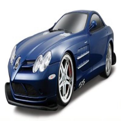 Carrinho---Radio-Control---Street-Series---Mercedes-Benz-McLaren---Azul-Escuro-Metalico---Maisto-0