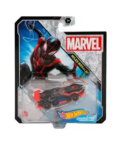 veiculo-hot-wheels-escala-1-64-disney-marvel-miles-morales-mattel_Frente