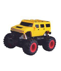 Veiculo-de-Controle-Remoto---Carro-Offroad-11cm---Road-Adventure---Amarelo---Polibrinq-0