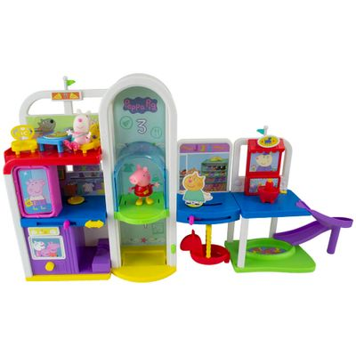 Playset---Peppa-Vai-ao-Shopping---Peppa-Pig---Sunny-0