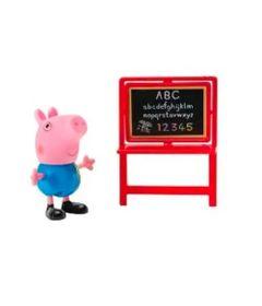 Mini-Figura-e-Acessorios---Peppa-S1-e-S2---Peppa-Pig---Escola---Sunny-0