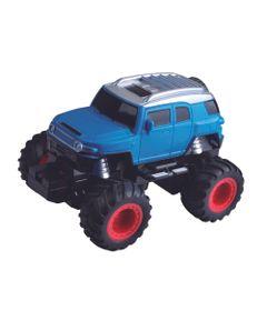 Veiculo-de-Controle-Remoto---Carro-Offroad-11cm---Road-Adventure---Azul-Claro---Polibrinq-0