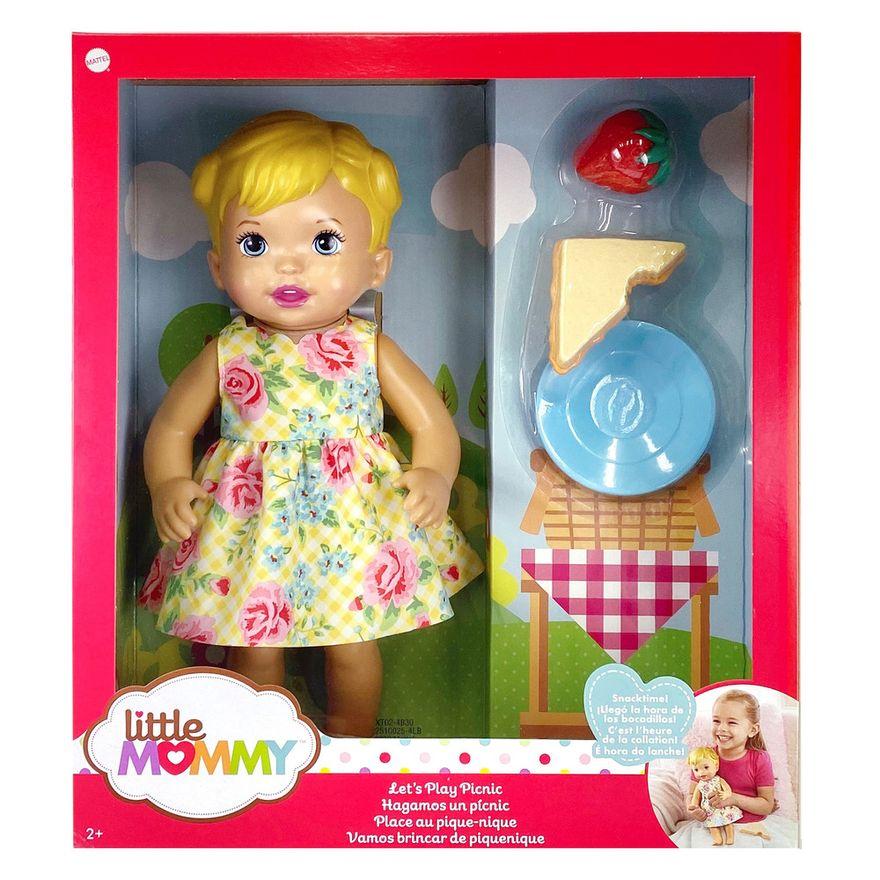 Boneca-Little-Mommy---Vamos-Brincar-de-Piquenique---Mattel-1