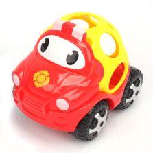 Brinquedo-Interativo---Carro-Bolinha---Vermelho-e-Amarelo---Minimi_Frente