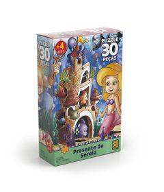 Quebra-Cabeca---Presente-da-Sereia---30-Pecas---Grow-0