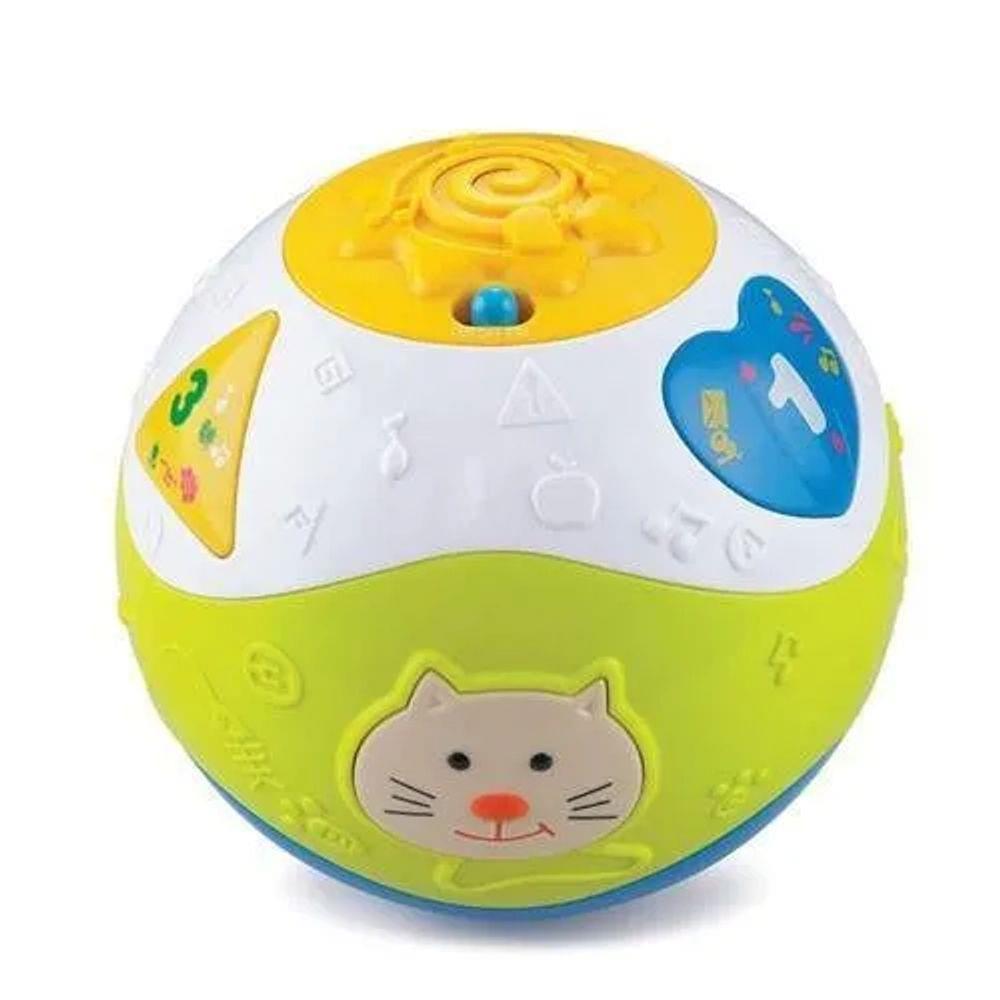 Bola de Atividades - Zoop! Toys