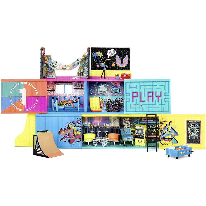 Playset---Lol-Surprise---Clubhouse---Candide-14