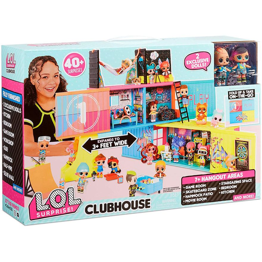 Playset---Lol-Surprise---Clubhouse---Candide-5