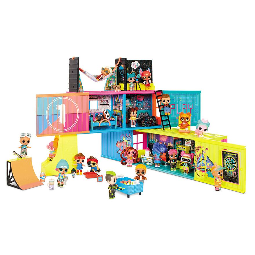 Playset---Lol-Surprise---Clubhouse---Candide-7