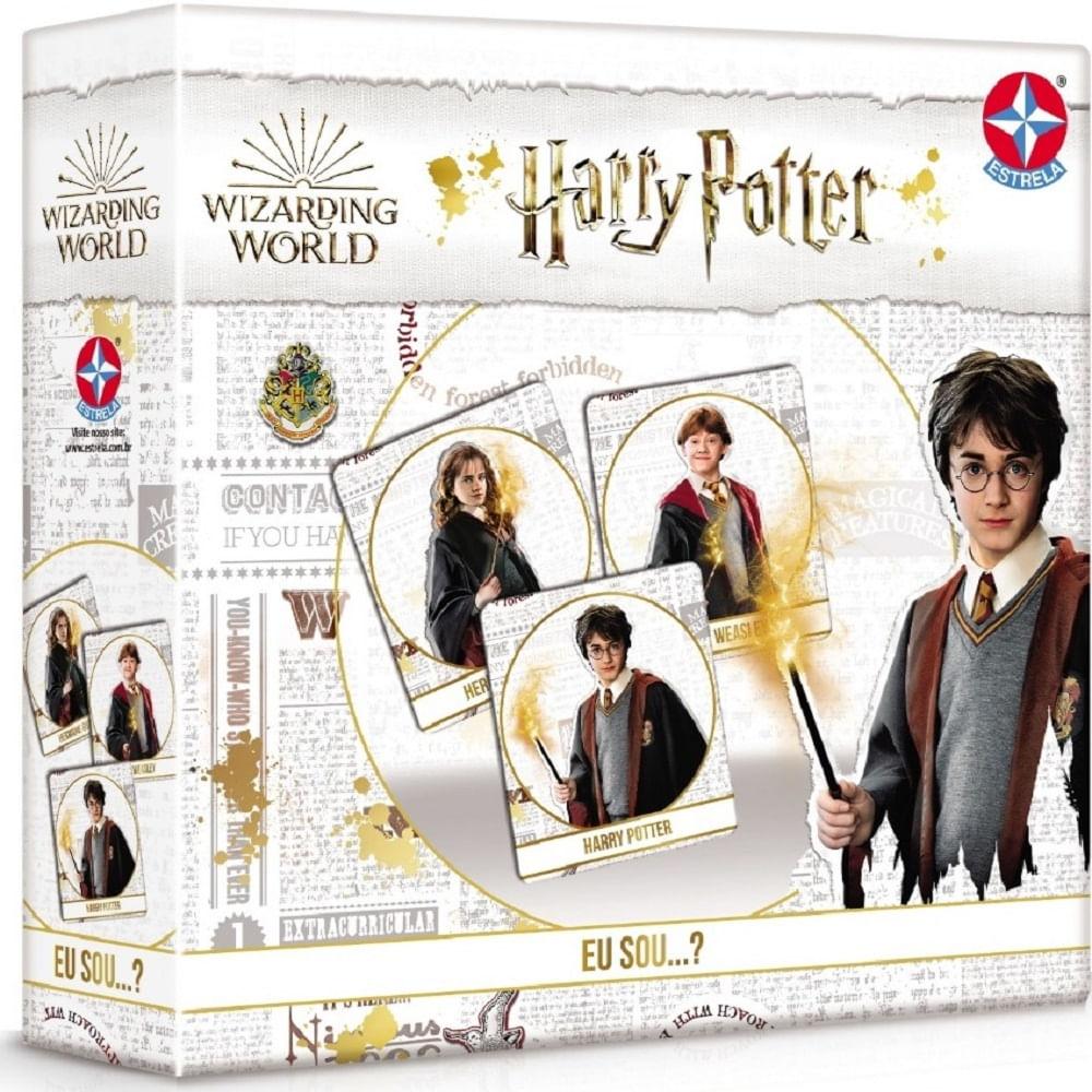 Jogo - Eu Sou Harry Potter - Estrela
