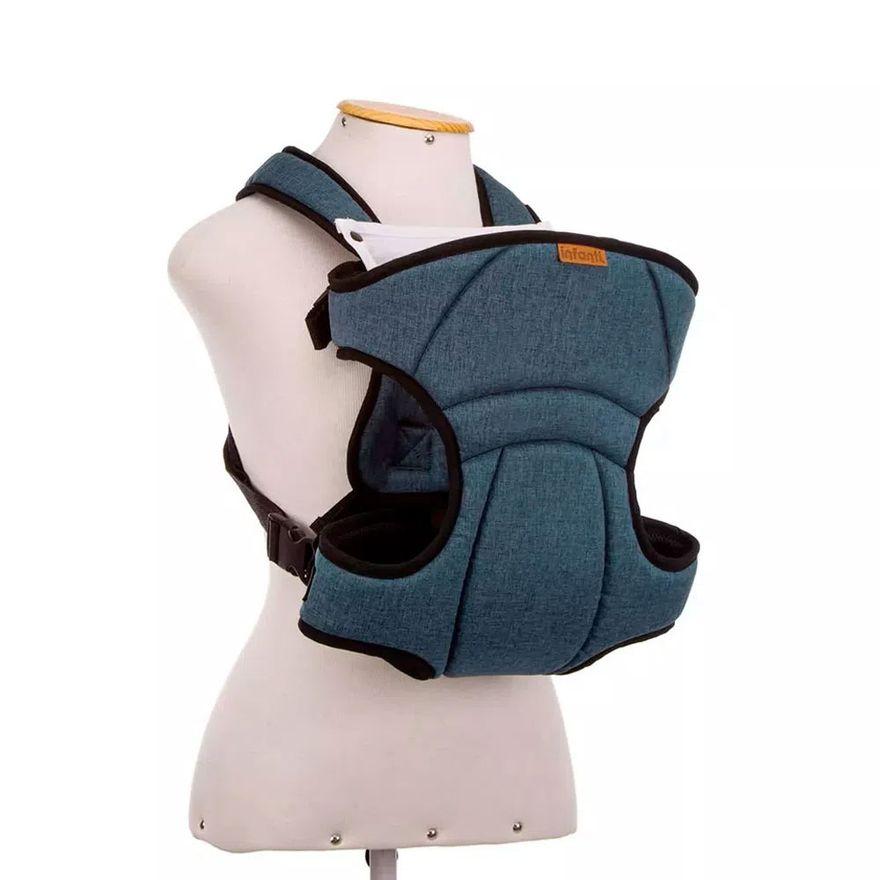Kit-Cadeira-Para-Auto---De-0-a-25-Kg---Recline-Grey-Denim---Safety-1st-e-Canguru---I-Love-Travel---Blue---Infanti