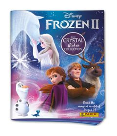 Album-de-Figurinhas---Frozen-II---Pack-com-12-Envelopes---Panini-0