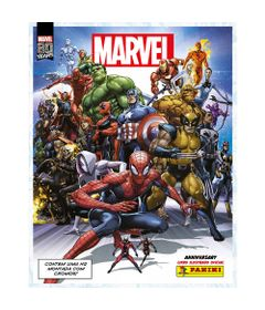 Album-de-Figurinhas---Marvel-80-Anos---Pack-com-6-Envelopes---Panini-0