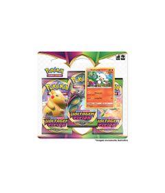 Deck-Pokemon---Blister-Triplo---Voltagem-Vivida---Scorbunny---Copag-0