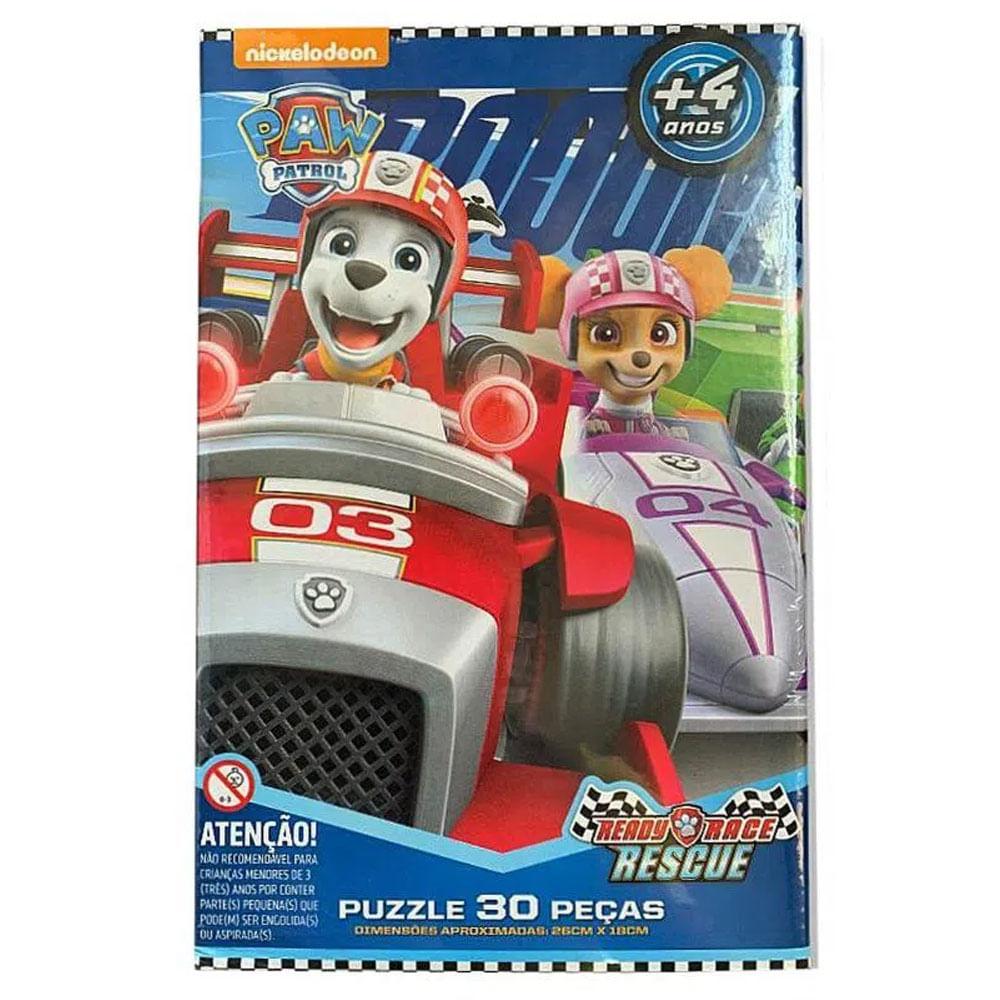 Jogo de Quebra-cabeça - 30 peças - Patrulha Canina - Modelo 3 - Grow