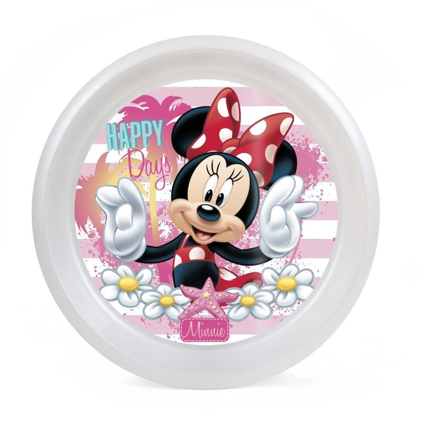 Prato-Raso-Grande---Minnie---Disney---24-cm---Dermiwil-0