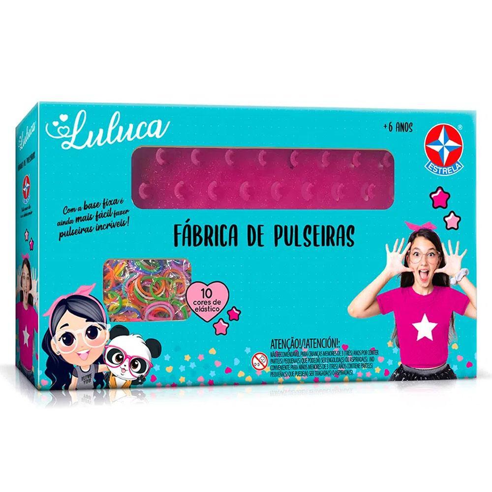 Fabrica de Pulseiras Luluca Estrela 6+