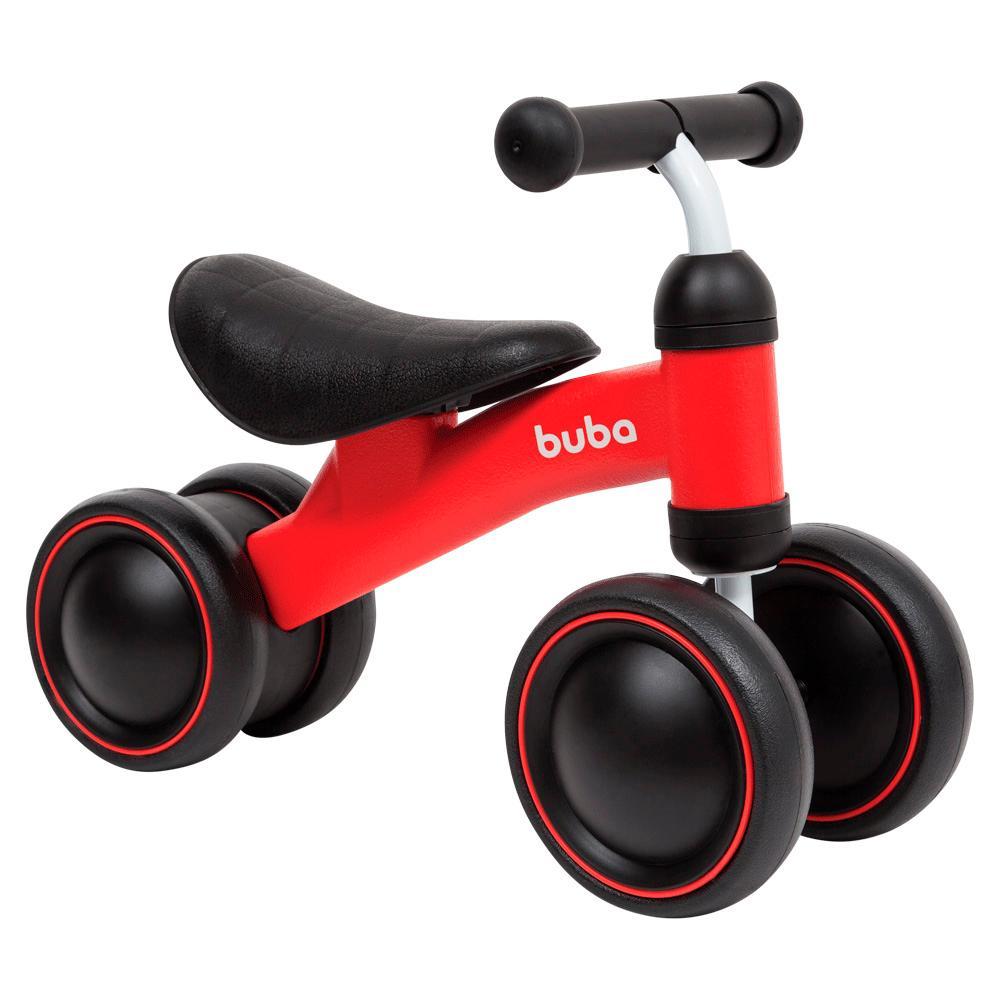 Bicicleta Equilibrio 4 Rodas Buba 10728