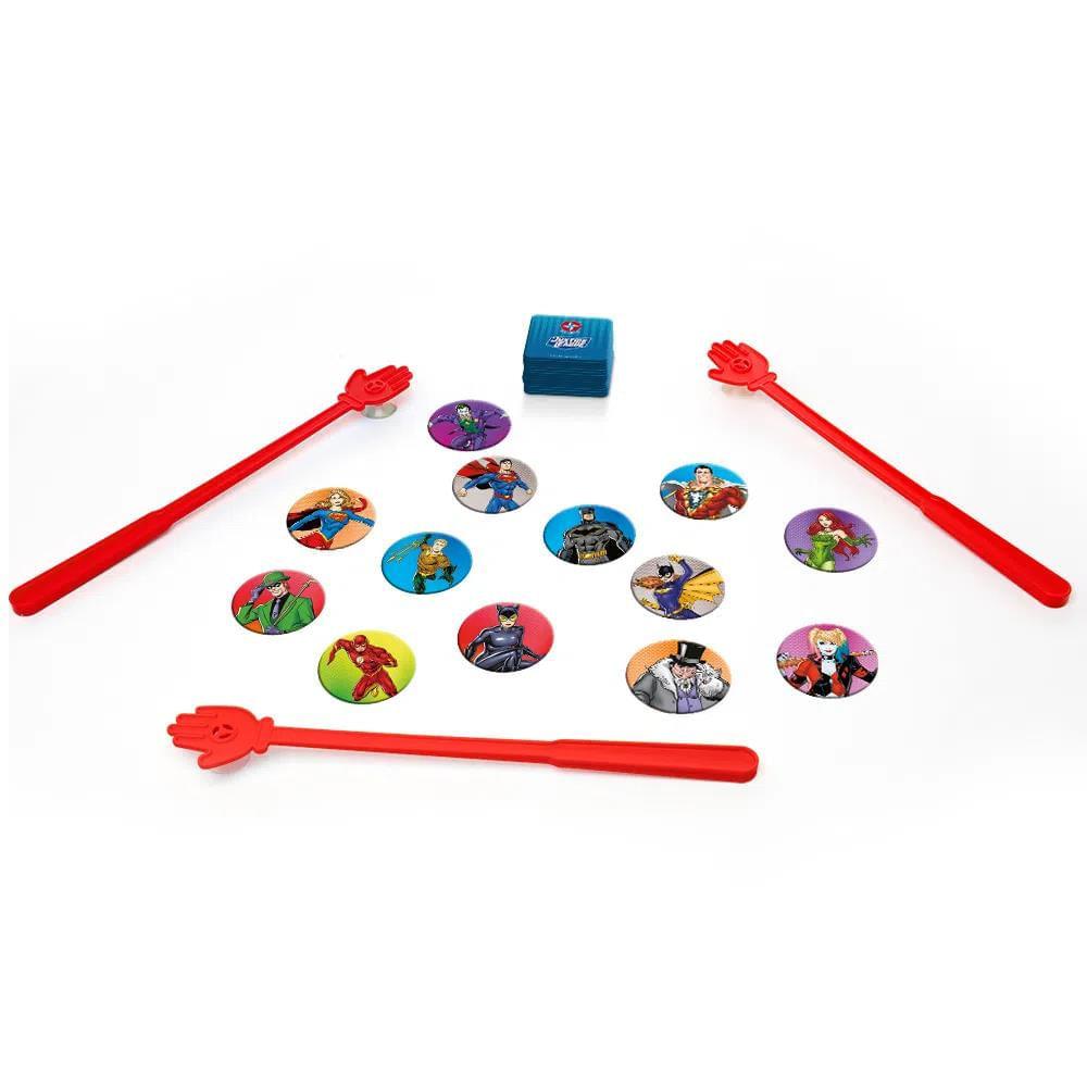 Jogo - Tapa Certo - Liga da Justiça - Estrela