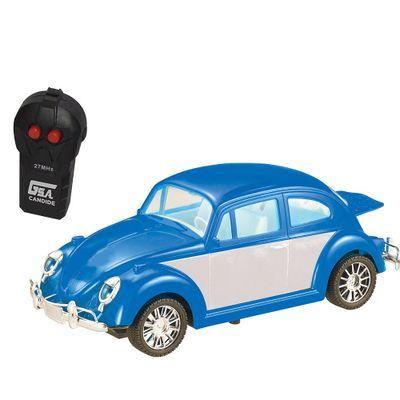 Oferta Veiculo De Controle Remoto - Besouro - Azul - Candide por R$ 61.99