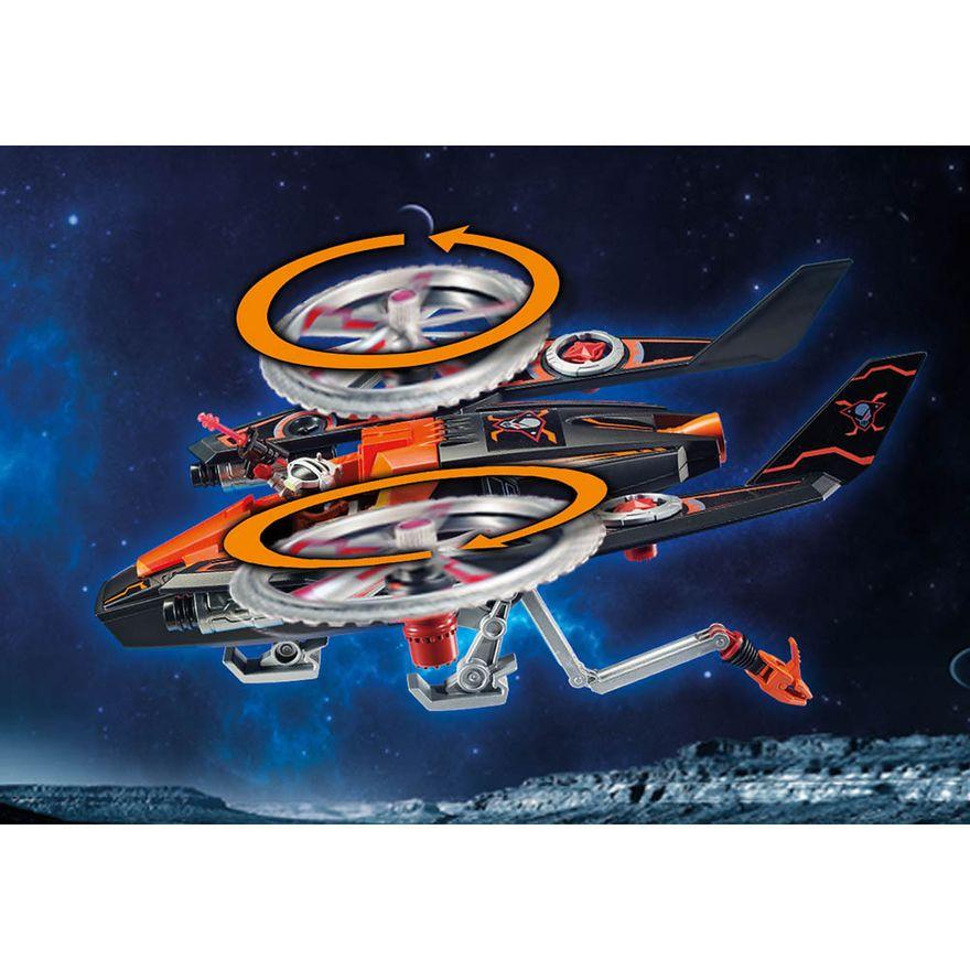Piratas-galacticos-com-helicoptero---Playmobil-policia-galatica---Sunny-brinquedos---2467-3