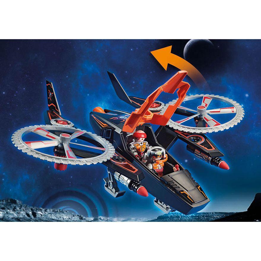 Piratas-galacticos-com-helicoptero---Playmobil-policia-galatica---Sunny-brinquedos---2467-6