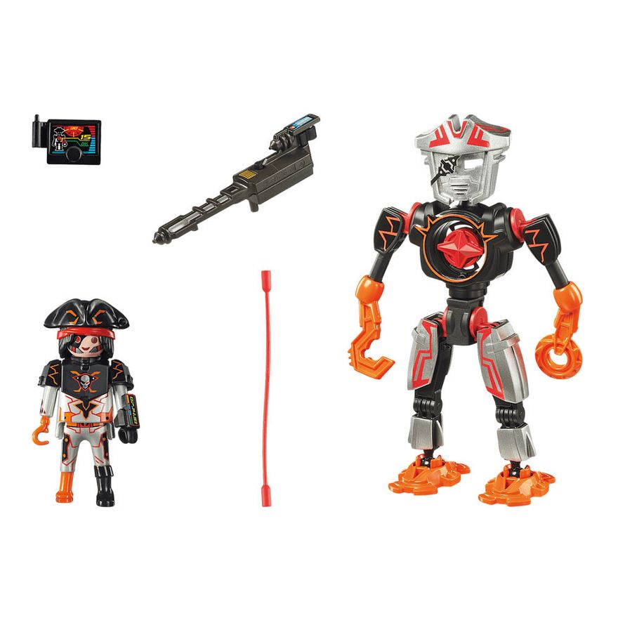 Pirata-galactico-robo---Playmobil-policia-galatica---Sunny-brinquedos---2468-2