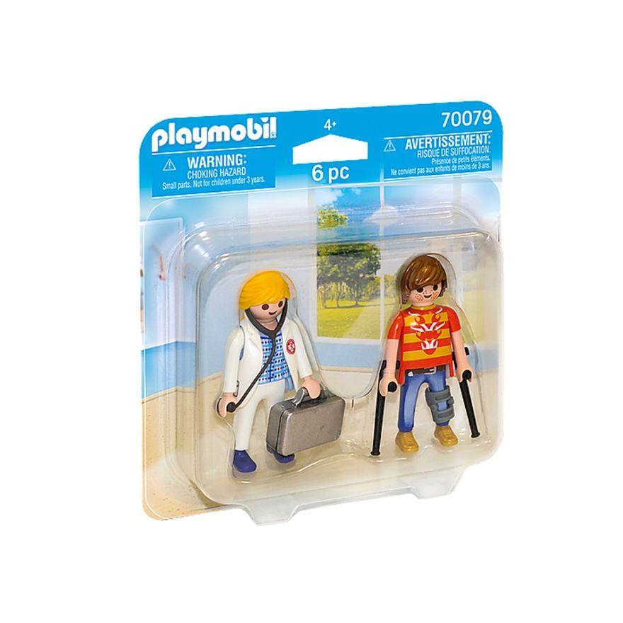 Duo-pack-4-sortimentos---Playmobil-permanente---Sunny-brinquedos-medico-e-paciente---1789-0
