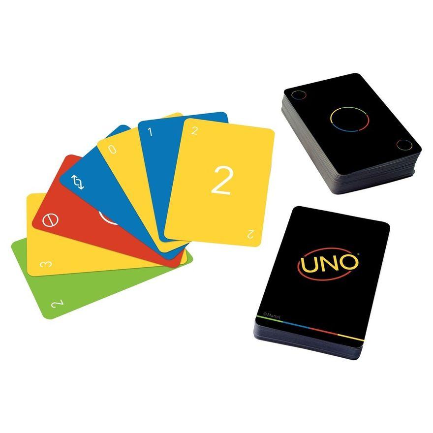 Jogo-de-Cartas---UNO-Minimalista---Mattel-0