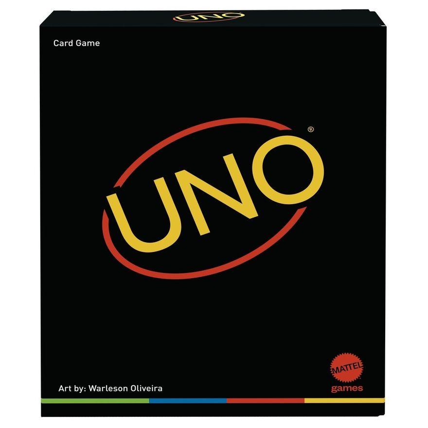 Jogo-de-Cartas---UNO-Minimalista---Mattel-1