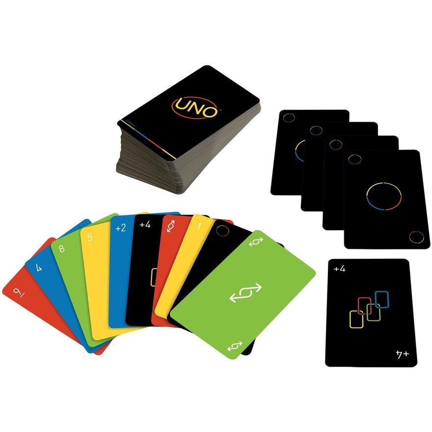 Jogo-de-Cartas---UNO-Minimalista---Mattel-2