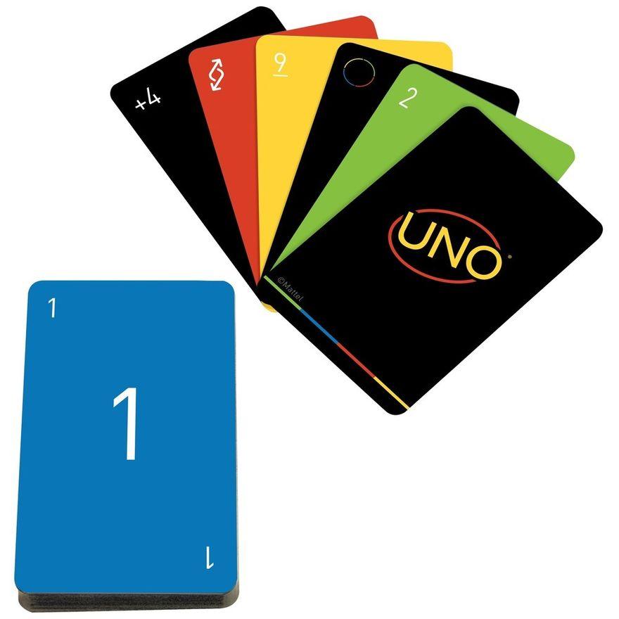 Jogo-de-Cartas---UNO-Minimalista---Mattel-3