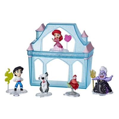Playset---Mini-Castelo---Ariel---Princesas-Disney---Hasbro-0
