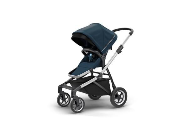 Carrinho Thule Sleek p/ 1 bebê Navy Blue (11000005)