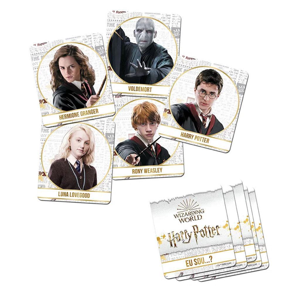 Jogo de Mesa Estrela Eu Sou? Harry Potter 6+